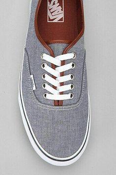 83d5cd2bc5 My style of shoe - Vans Tenis Vans