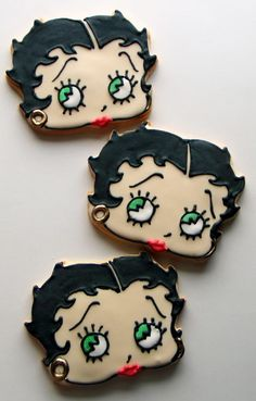 Betty Boop Cookies Rolling Pin Productions