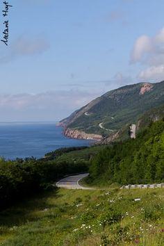 The Cabot Trail Cape Breton Nova Scotia by Melanie Hoyt Cabot Trail, Canadian Travel, Atlantic Canada, Parks Canada, Canada 150, Cape Breton, Kayak, World Pictures, Summer Ideas