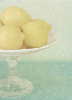 Lemon yellow, pastel aqua, and soft white Pastel Yellow, Shades Of Yellow, Pretty Pastel, Mellow Yellow, Yellow Fruit, Pastel Shades, Lemon Yellow, Yellow Flowers, Mint Green