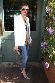 How to dress like an It-girl this summer. Shop all the looks now: Olivia Palermo