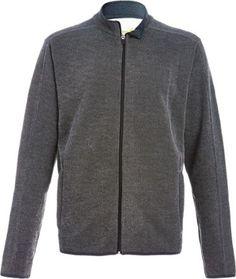 tasc Performance Men's Transcend Fleece Jacket Gunmetal Heather XL