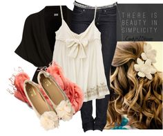 """""""simplicity"""" by candy420kisses on Polyvore"""