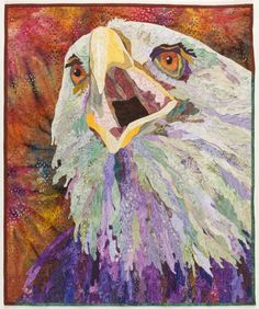 Screeching Eagle by Grace Errea