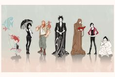 The Endless (Sandman) - by yienyien.deviantart.com