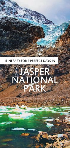 Jasper Hiking Guide: 2 days in Jasper National Park Jasper National Park Things To Do: Your ultimate guide for spending 2 days in Jasper National Park for hikers and families. The perfect Jasper National Park Hiking itinerary. Jasper National Park, Banff National Park, Jasper Park, Fukuoka, Quebec, Montreal, Vancouver, Toronto, Canada Destinations