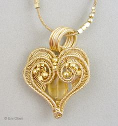 Woven Hearts | JewelryLessons.com