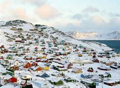 Qaqortoq, Greenland -- Could this be real?