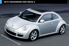 As the years keep going by, cars' shapes and designs transform to satisfy the wants of consumers: this transformation is known as a metamorphic design. This 2010 Volkswagon Beetles' new design was intended to attract more male buyers.
