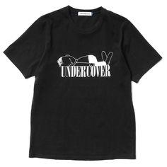 UNDERCOVER UCP3810 T-Shirt Black