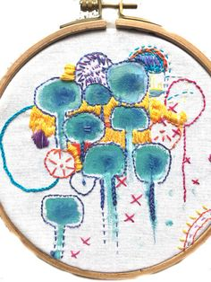 I am excited to introduce you to a new workshop that I am teaching. In this workshop I will show. Textile Design, Textile Art, How To Introduce Yourself, Embroidery Designs, Print Patterns, Original Art, Workshop, Textiles, Artist