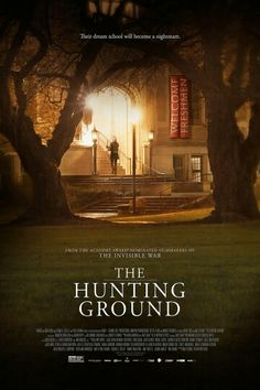 """BEST ORIGINAL SONG NOMINEE: Til It Happens To You from """"The Hunting Ground"""""""