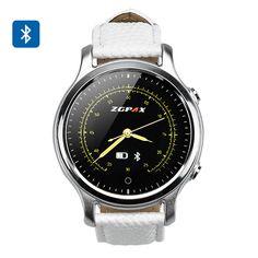 ZGPAX S360 Smart Watch (Silver)