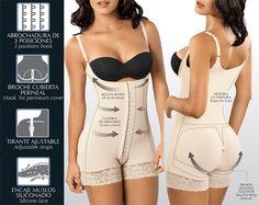 Fajas Modeladoras, Fajas Colombianas