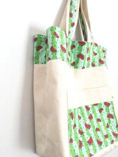 Personalizado conejillo de Indias Algodón Bolso Shopper