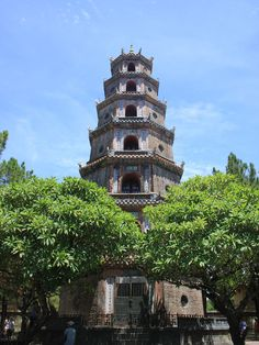 Pagoda of the Celestial Lady - Wikipedia