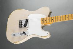 Limited 1955 Relic® Esquire® with Tele® Conversion Kit | Esquire Electric Guitars | Fender® Guitars