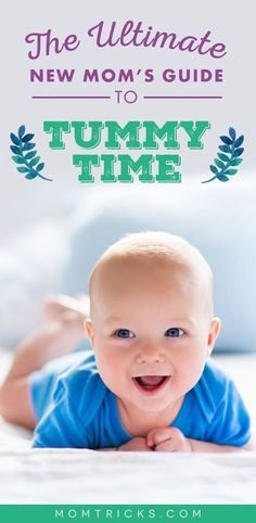 Find out when to start tummy time, read about the best tummy time mat, and learn all the benefits.