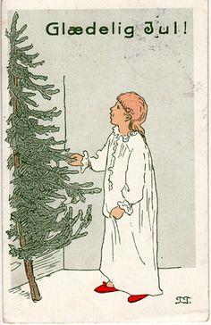 Thyra Tønder Erichsen  1872-1955