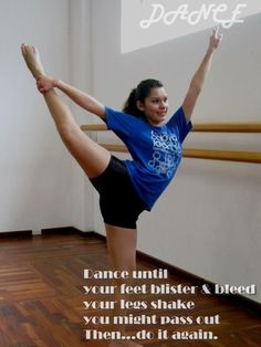 One of my favorite dance quotes #dancequotes
