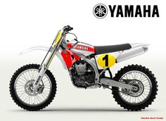 Oberdan Bezzi, an Italian designer is proposing to have enduro bikes with up-to-date frames , engine , suspensions . but with the classic look of. Dt Yamaha, Motos Yamaha, Yamaha Motorcycles, Scrambler, Custom Motorcycles, Custom Bikes, Yamaha Motocross, Motorcross Bike, Trail Motorcycle