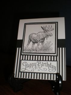 A WALK IN THE WILD! by coffeestamper - Cards and Paper Crafts at Splitcoaststampers