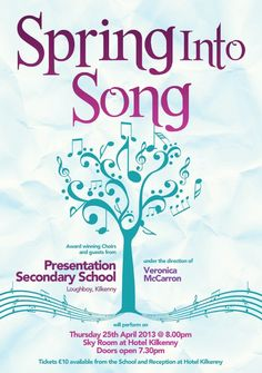 Spring into Song
