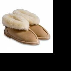 Hard Soled Ugg Slippers $95
