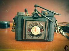 Vintage Camera steampunk custom victorian unique by CostureroReal