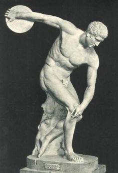 Discobolo - Mirone