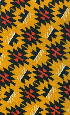 aztec or navajo pattern?