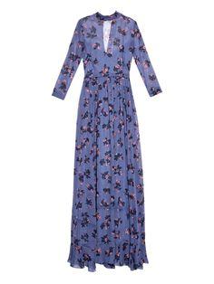 Alyssem floral maxi dress   Rebecca Taylor   MATCHESFASHION.COM UK