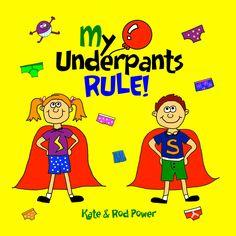 My Underpants Rule!   Protective Behaviours WA