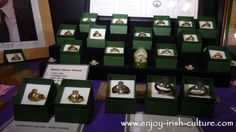 Museum for Claddagh Rings in Quay Street, Galway, Ireland Irish Customs, Irish Culture, Claddagh Rings, Ireland Travel, Antique Rings, Jewelery, Museum, Antiques, Holiday Decor