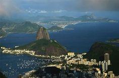 Zuckerhut Copacabana Rio