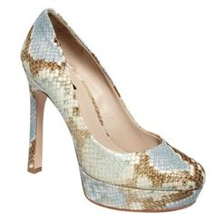 joan and david shoes | Joan And David Shoes, Quella Platform Pumps - Joan & David - Polyvore