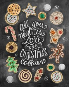 Flour-dusted counter tops, delectable treats iced and baked in all shapes and sizes- all in the name of Christmas. For all those who look forward to their annual cookie swap, or for anyone who loves a