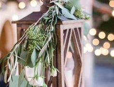 Add rustic lanterns to the outside of the Phillippi Estate mansion for your outdoor reception under the stars.