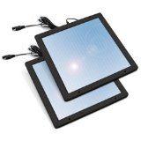 Sunforce 52022 5 Watt Solar Trickle Charger – Pack of 2