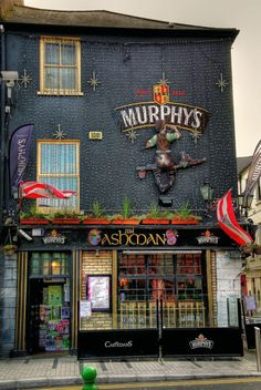 Jim Cashman's pub - Cork, County Cork, ireland