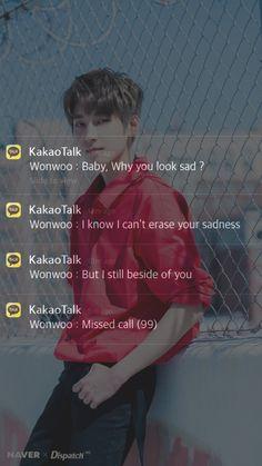 🌠 Wonwoo as your boyfriend 🌠 Seventeen Memes, Seventeen Wonwoo, New Memes, Funny Memes, Memes Humor, Boyfriend Kpop, Hip Hop, Rapper, Carat Seventeen