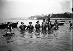 Praia de Algés, c.1912
