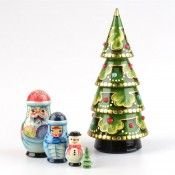 Holiday Nesting Dolls, Christmas, Easter & More