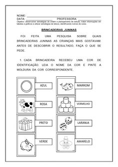 atividade matemática festa junina 6