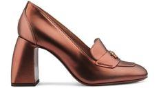 Mocassino metal rame - LDG065.85CP25324024 | L'Autre Chose Online Boutique
