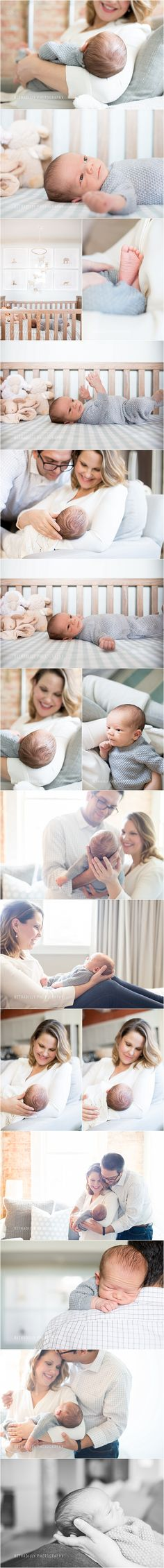The First 17 Days | Washington DC Newborn Baby Photographer | Bethadilly Photography