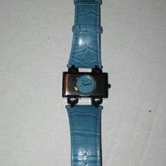Black Fri.Bundling  til Dec 1 New!! Classic in feel but but contemporary in function.  A beautiful ion plated case w/stainless steel !   Bright and vivid colors throughout the design  A leather strap so soft and comfortable.  An ion plated stainless steel buckle.  It's back is pressure sealed.  This watch is water resistant up to 3ATM for Superior Use Underwater.  Japanese Quartz Mvmt.    The revolutionary Eberle Watch Co. originated in Switzerland.  Maurice Eberly was granted a prestigious…