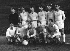 R. MADRID - 1960