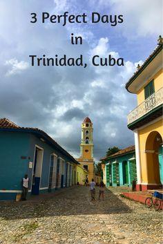 3 Days in Trinidad, Cuba