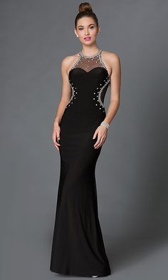 Shop for long prom dresses and formal gowns at Simply Dresses. Long formal pageant and prom gowns, elegant evening gowns, and long prom dresses. Dressy Dresses, Dress Outfits, Nice Dresses, Fashion Dresses, Girls Dresses, Long Prom Gowns, Pageant Dresses, Homecoming Dresses, Dinner Gowns